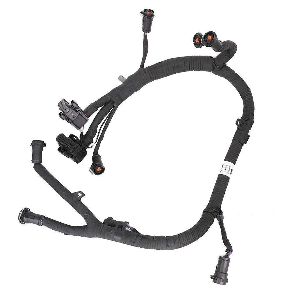 ficm fuel injector module wiring harness fits 03-07 ford 6 ... ficm wiring harness engine wiring harness headlight wiring harness