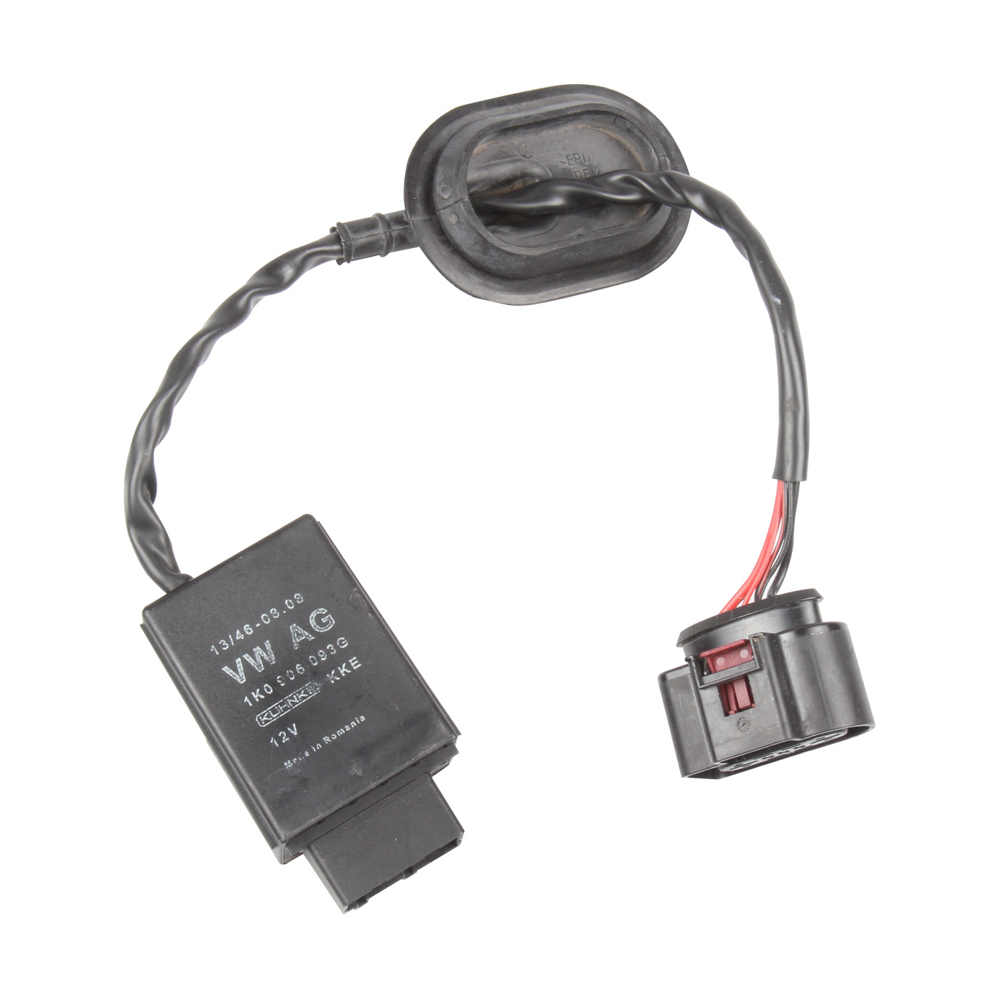 Fuel Pump Delivery Control Module Fit VW Beetle CC EOS GTI Jetta Passat Audi A3