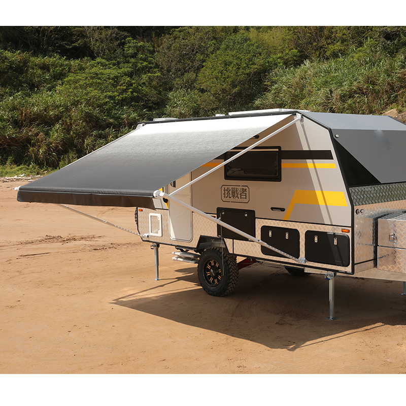 """15'2"""" Caravan Roll out Awning Vinyl Fabric replace for ..."""