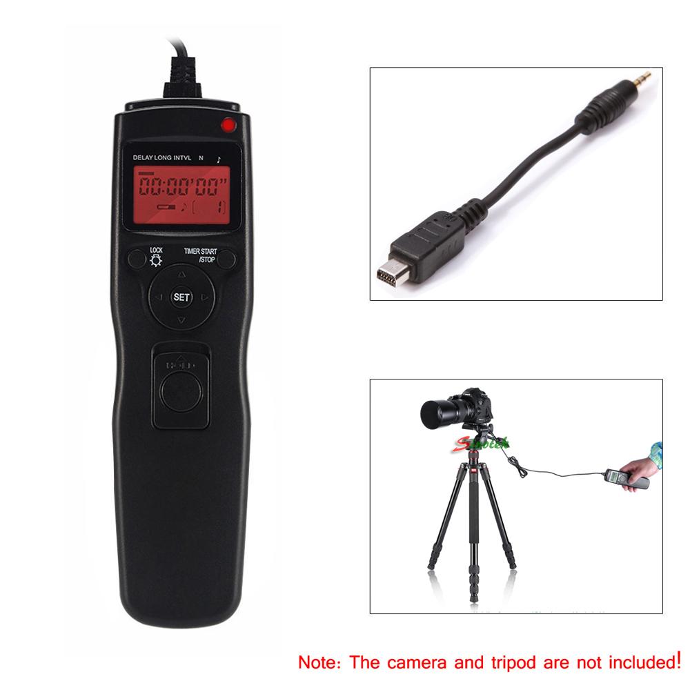 RM-UC1 Disparador remoto para Olympus E-P1 E-P2 E-P3 E-P5 E-PL2 E-PL3