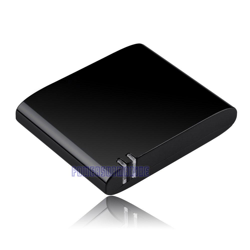 Black Wireless Bluetooth Music Receiver Adapter For 30pin Dock IPod Dock Speaker 6971485990329