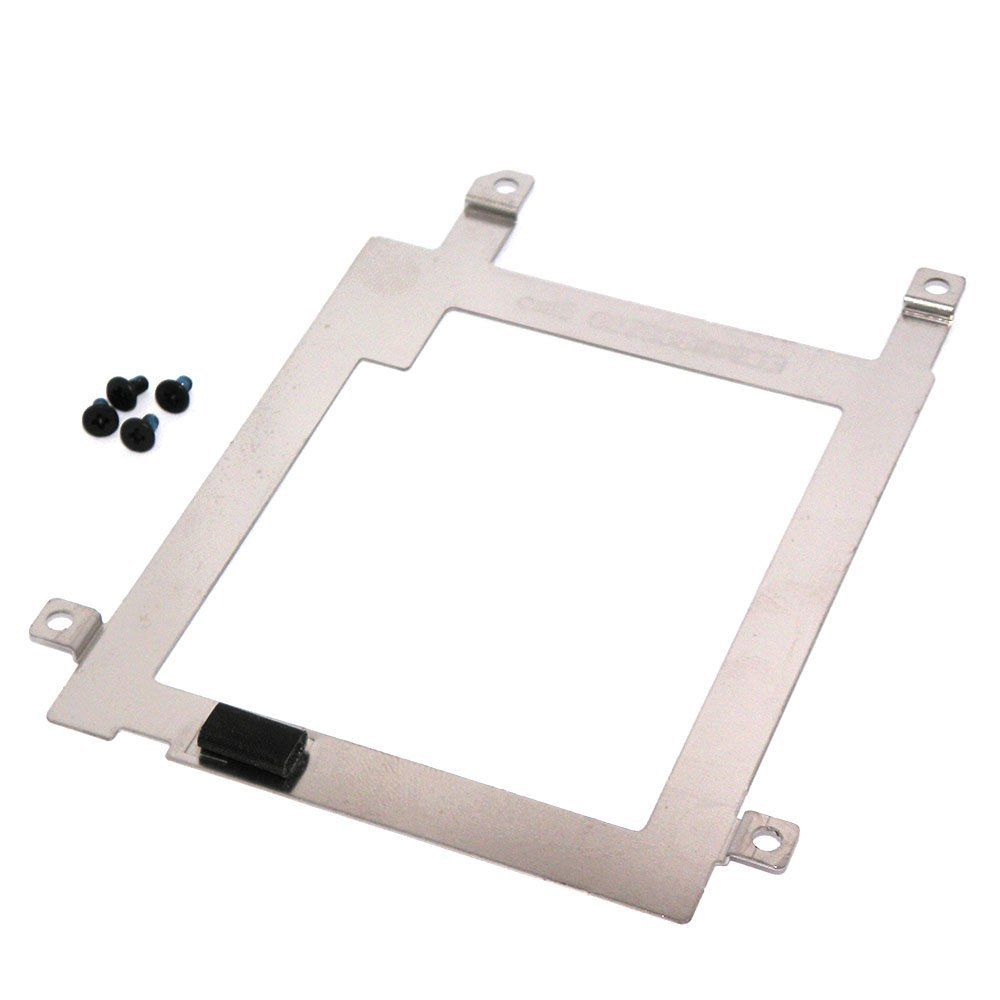 Dell Latitude E7440 Hard Drive caddy bracket 0WPRM 00WPRM With 4 Screws
