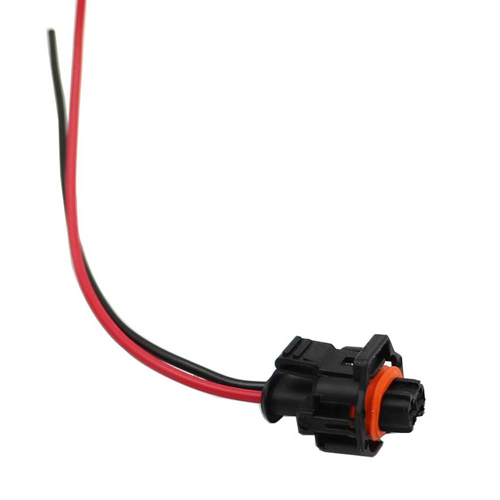 Details about Fuel Injector Connector Harness Pigtail For Chevrolet on