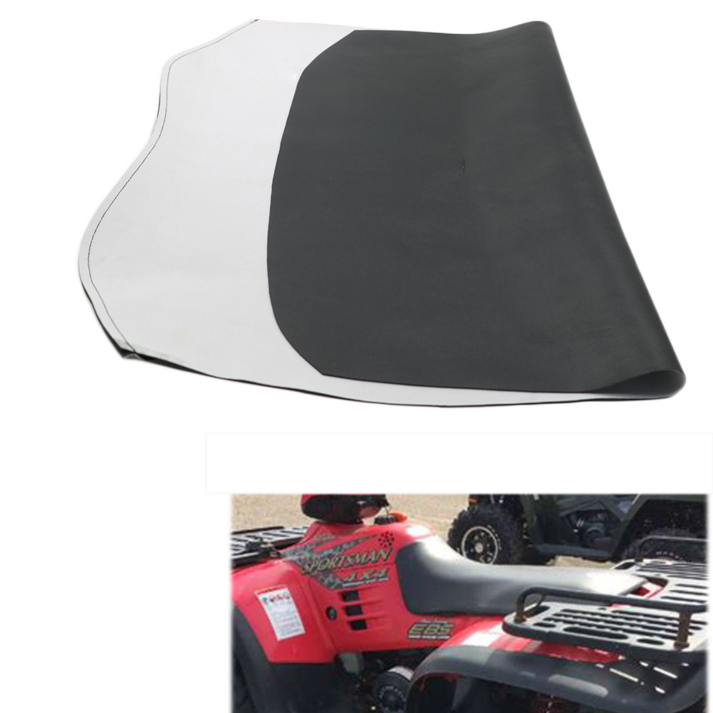 Astonishing Details About Seat Cover For Polaris Sportsman 1996 2004 Atv 4X4 335 400 500 600 700 Black Alphanode Cool Chair Designs And Ideas Alphanodeonline