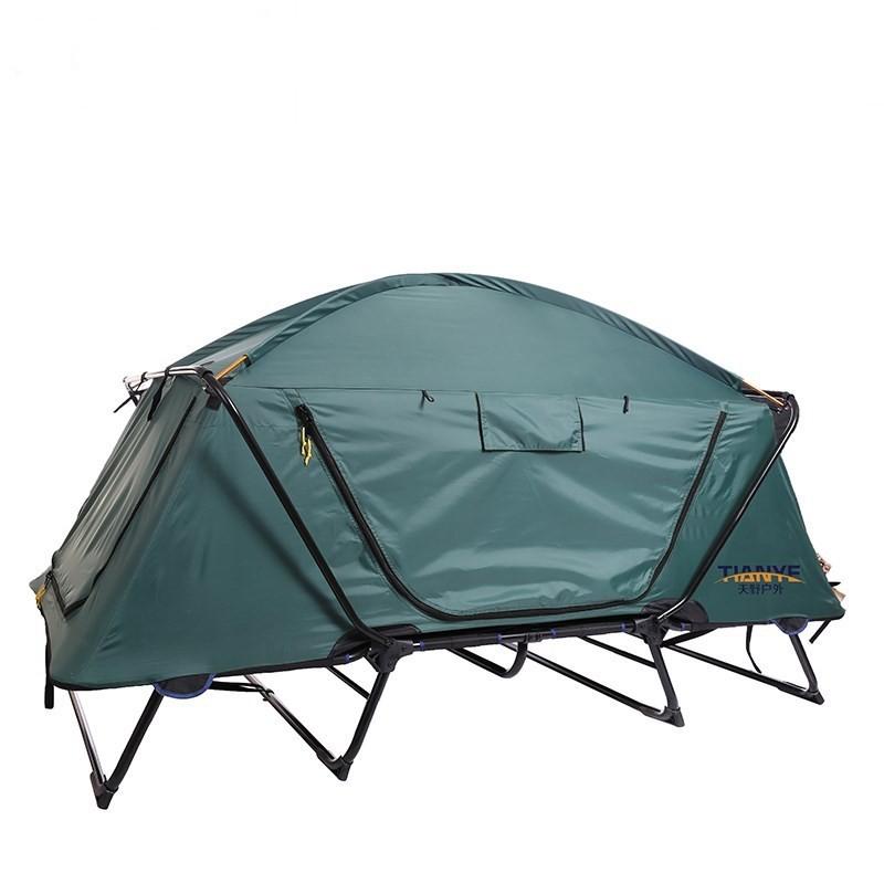 Fishing Tent Cot Folding Waterproof 1 2 Person Hiking
