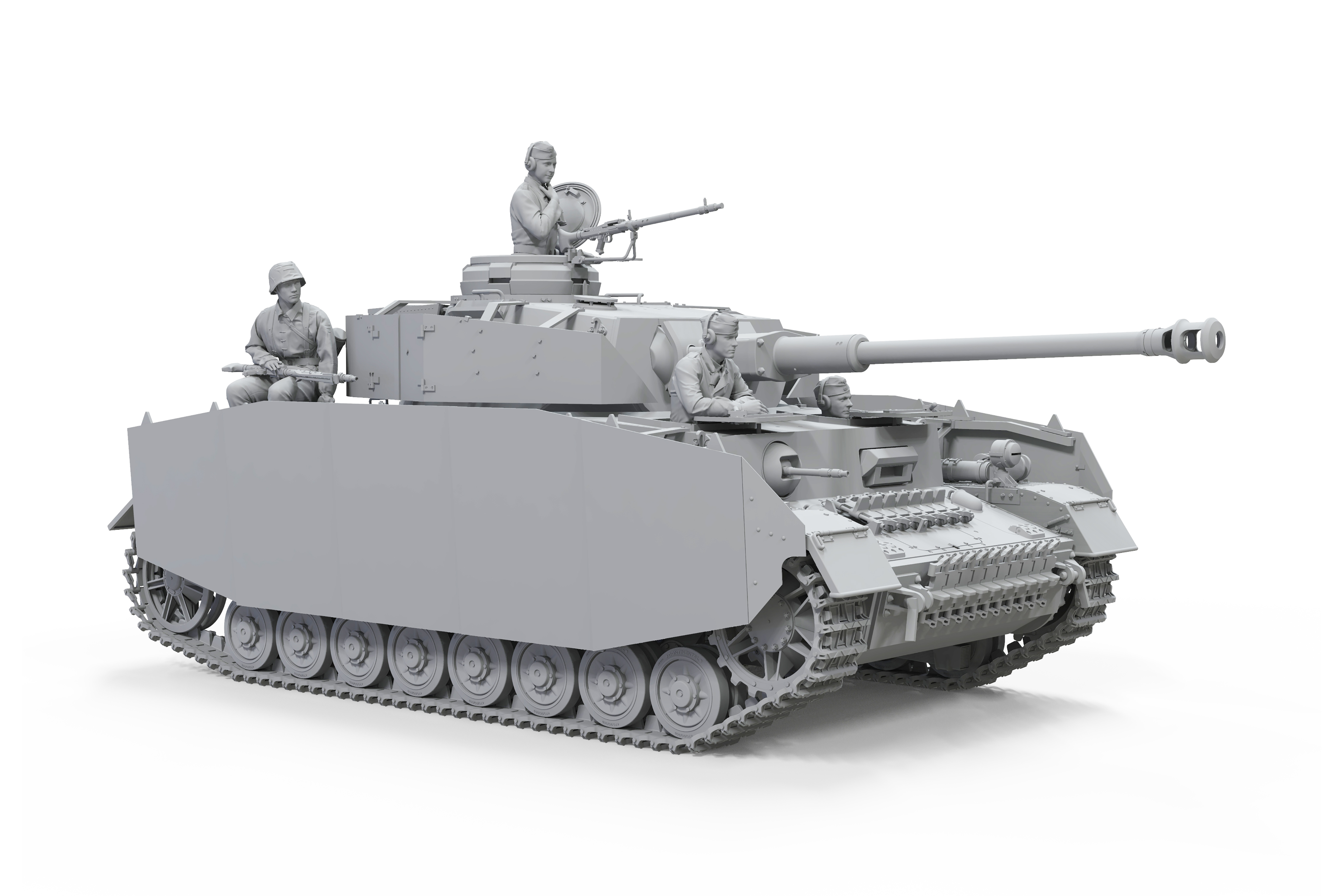 Border BT-005 1/35 Pz.KPFW.IV AUSF.H EARLY& MIDDLE 2IN1 2020 NEW  6971995749790 | eBay