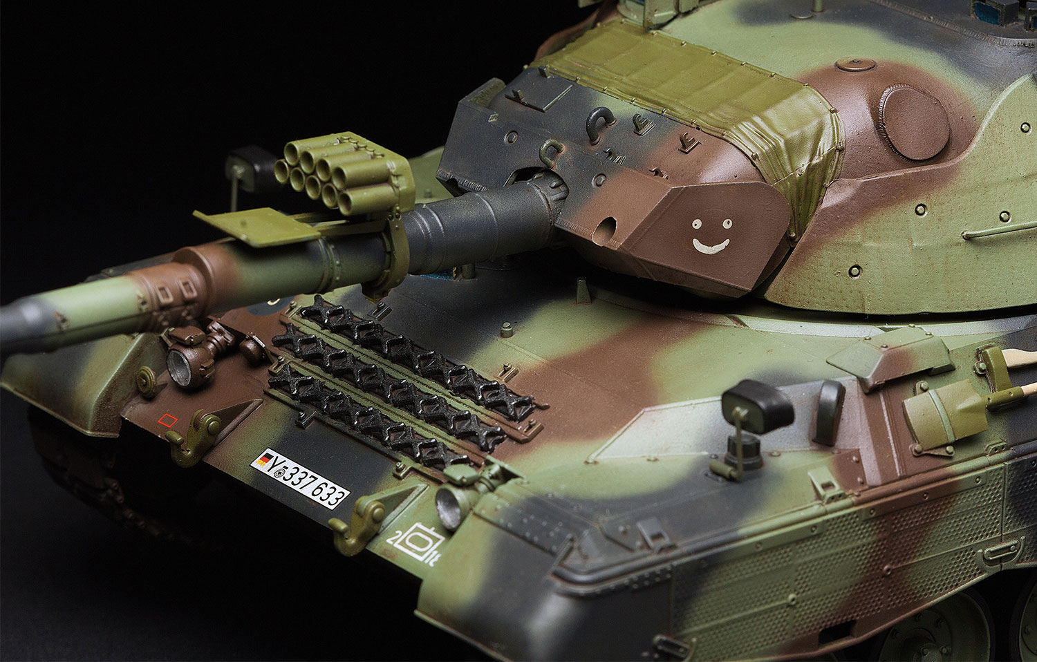 Meng-TS-015-Model-1-35-German-MBT-Leopard-1A5-NEW-Models-Armour-Hot thumbnail 7