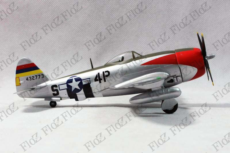 Easy Model 37286 P-47D Thunderbolt in 1:72