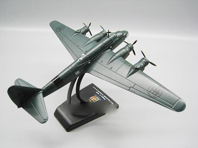 WWII ITALY Piaggio P 108 1/200 diecast plane model aircraft IXO | eBay