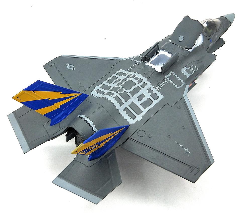 FIGHTNING II F-35 1//72 diecast plane model aircraft AMER
