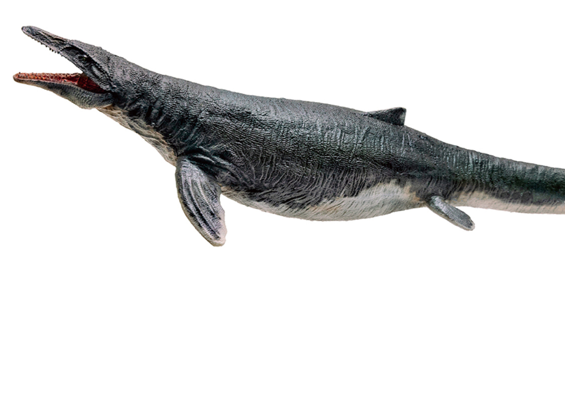 PNSO Mosasaurus RON 1//35 Figure Dinosaur Animal Model Toy Collection IN STOCK