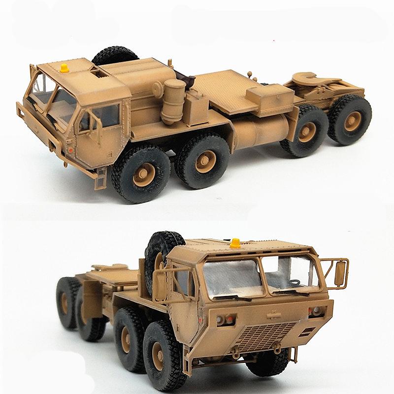 2010 S AS72135 MODELCOLLECT 1//72 USA M983 HEMTT Tracteur-jaune