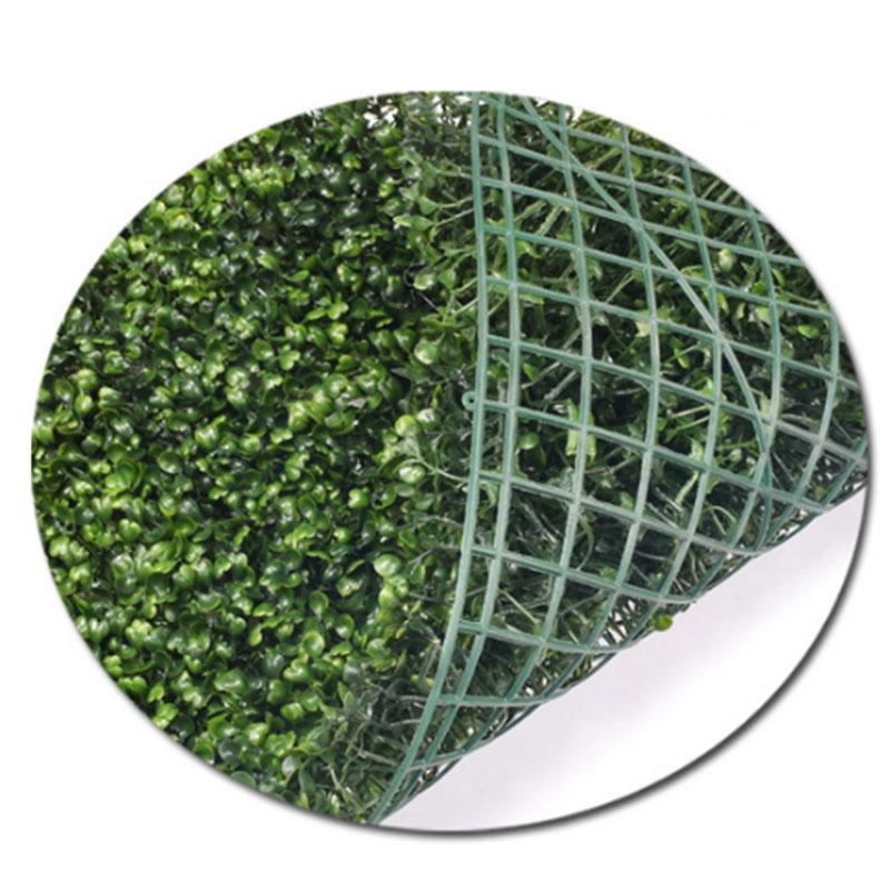 40*60cm Fake Artificial Green Wall Vertical Home Garden