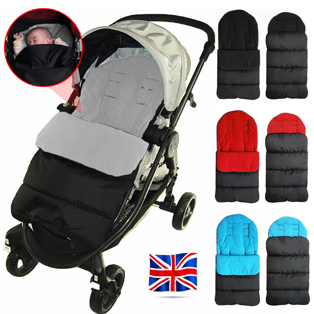 Universal Baby Toddler Footmuff Cosy Warm Toes Apron Buggy Pram Liner Stroller