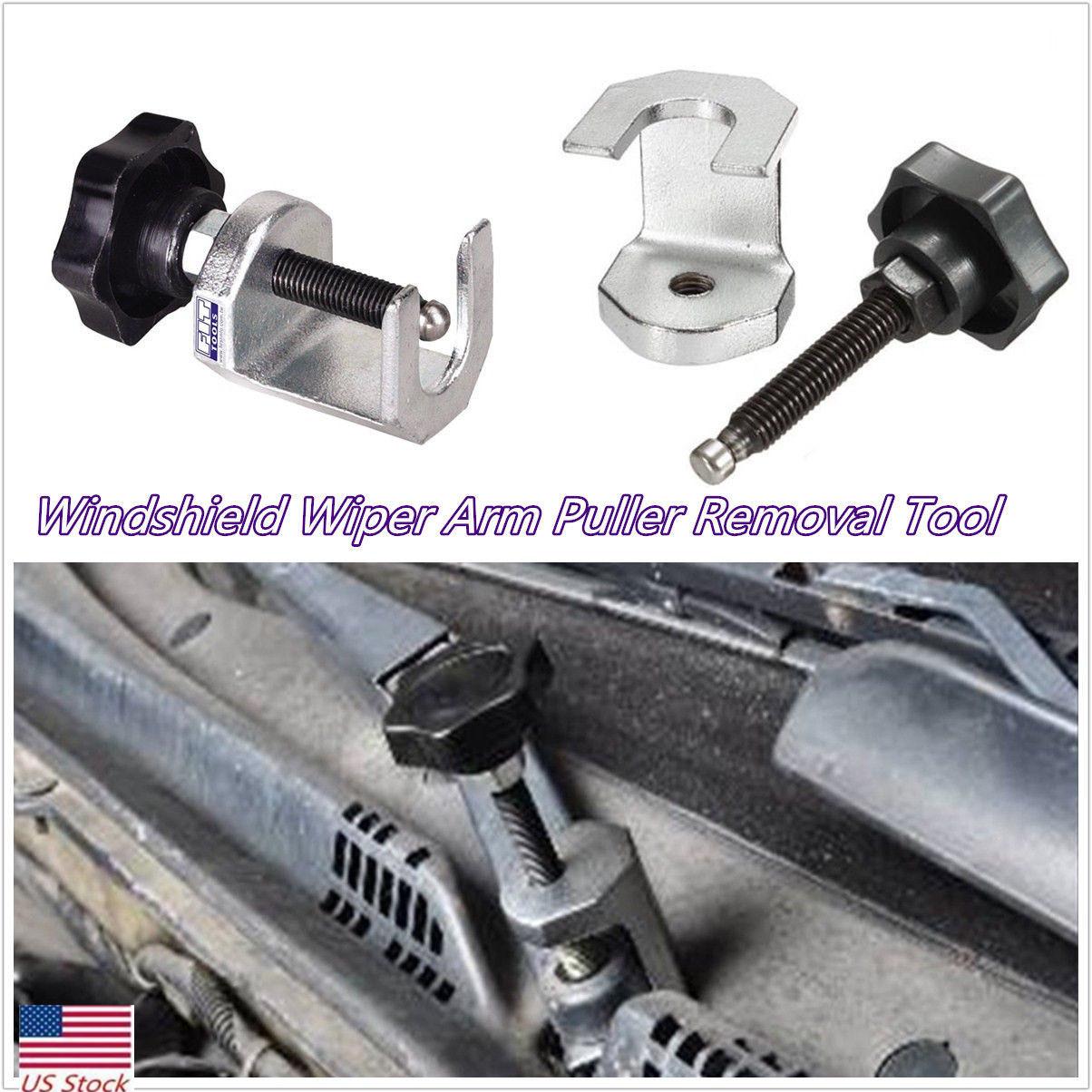 Festnight Removal Mechanics Auto Repair Car Remover Tool Practical Carbon Steel Windscreen Window Wiper Arm