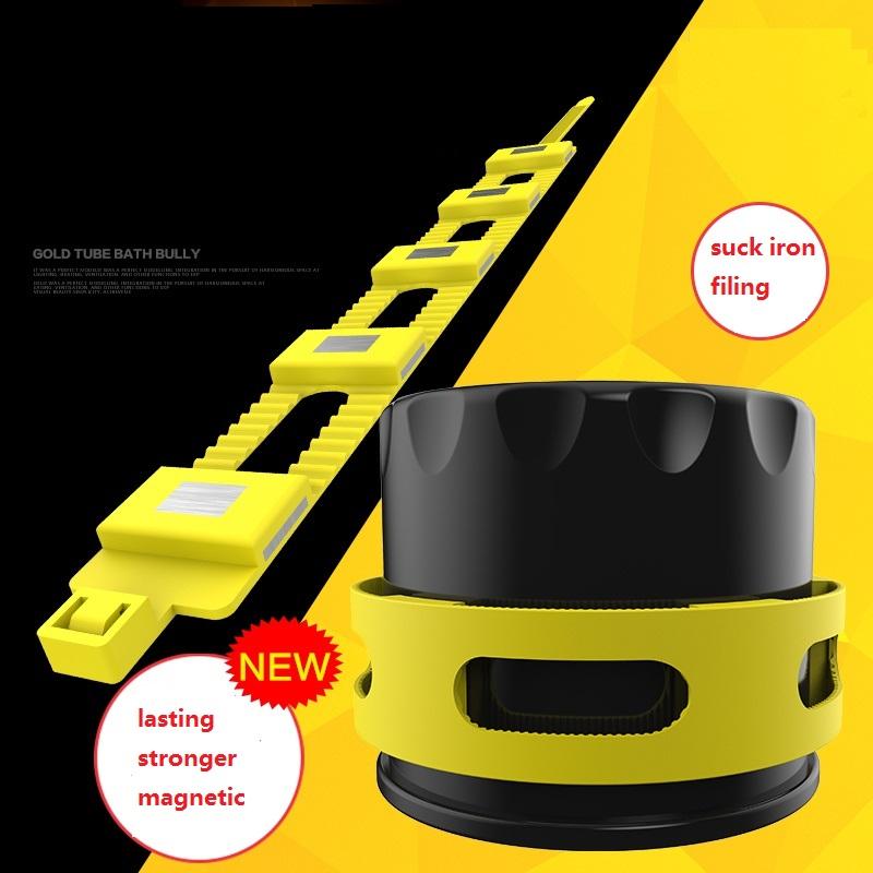 1x Permanent Magnet Fuel Economizer F / Car Engine Oil