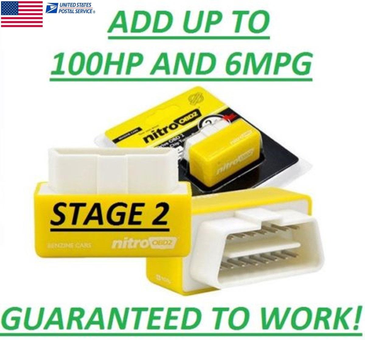 For DODGE RAM TRUCK 1500//2500 5.2L 5.7L Hemi Magnum Performance Chip-Save Fuel