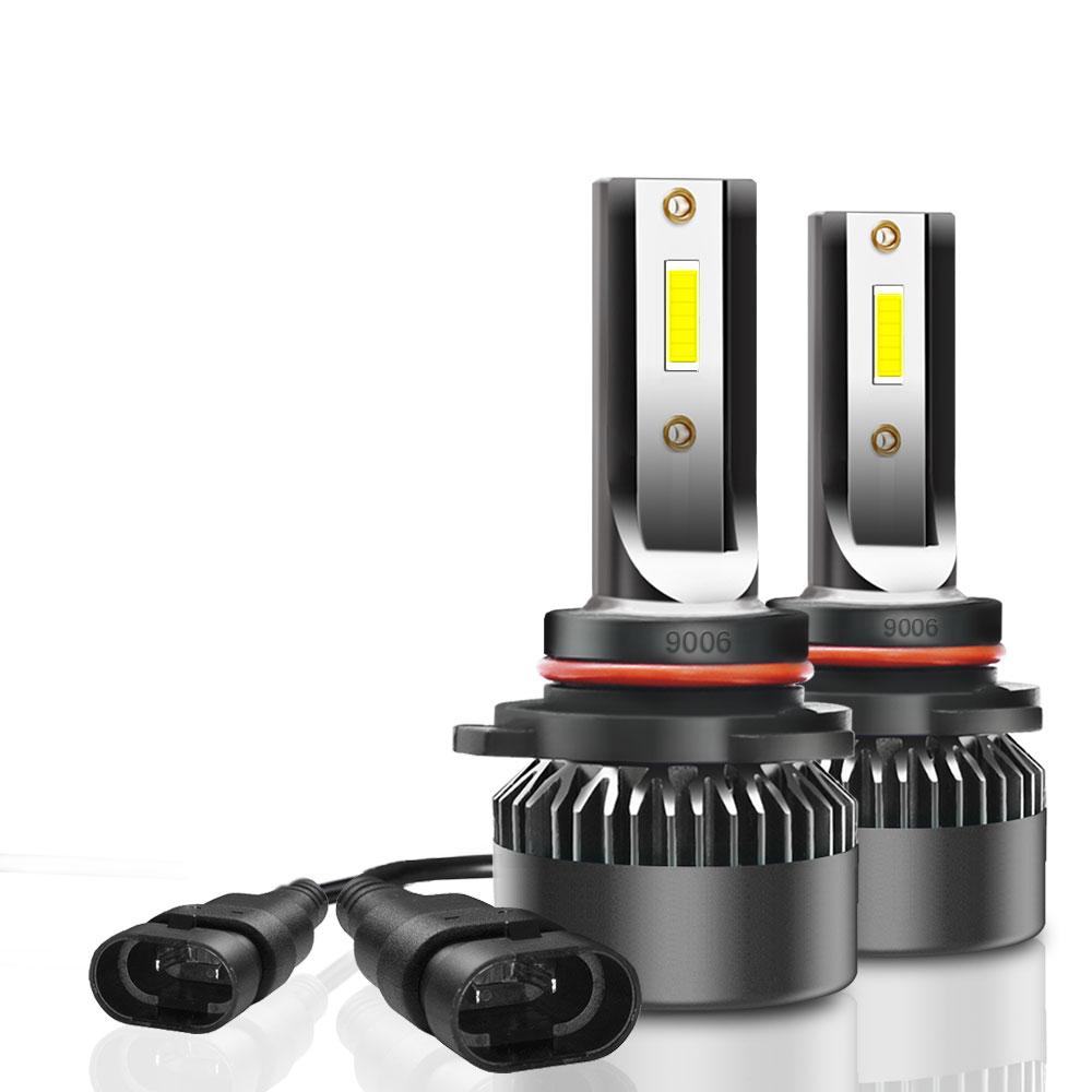 9006 2000W 300000LM CSP LED Headlight Kit 6000K Low Bulb For Dodge Avenger 96-14