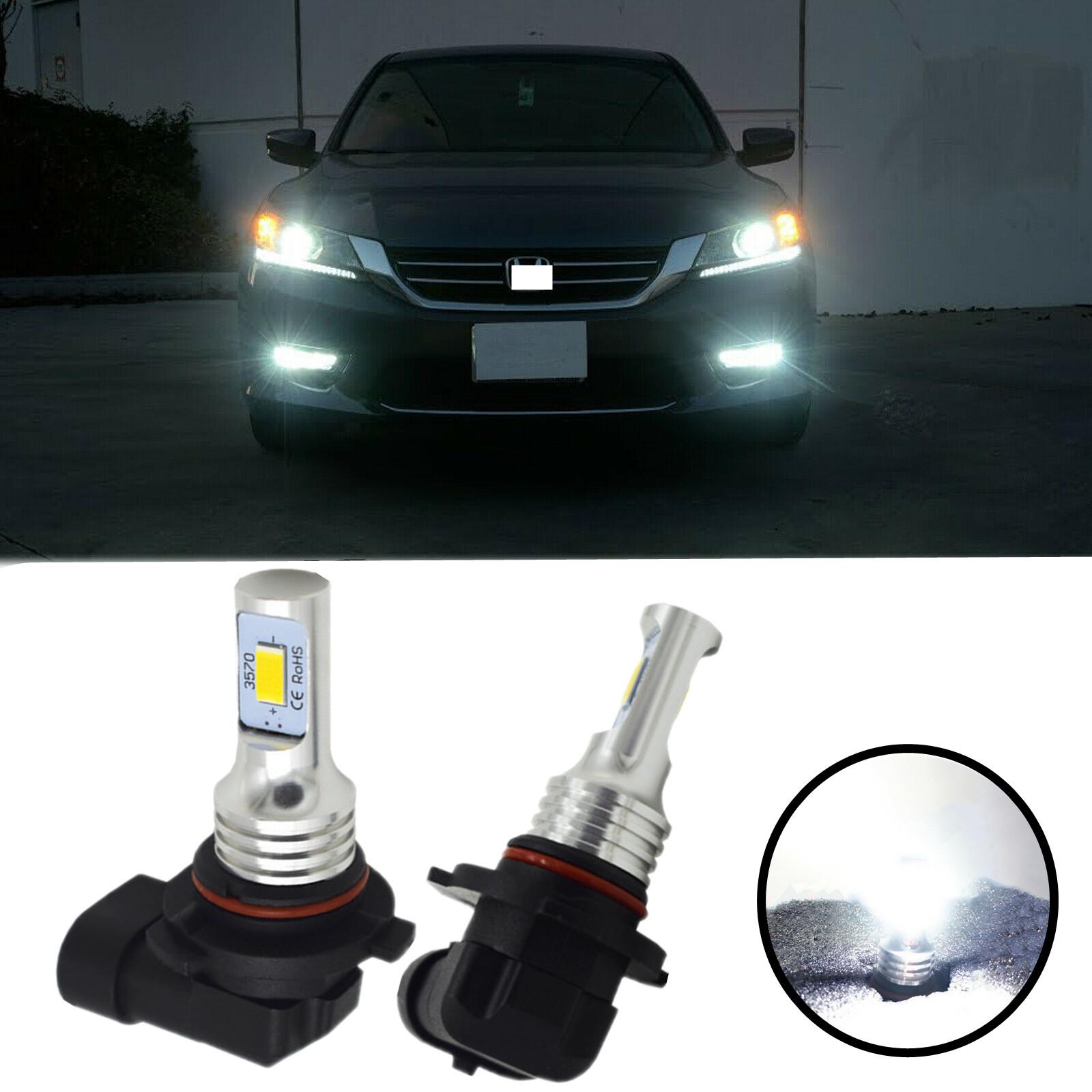 9005 Led Drl Daytime Running Light Bulb White For Honda Civic Acura Mdx Rdx Tl F Ebay