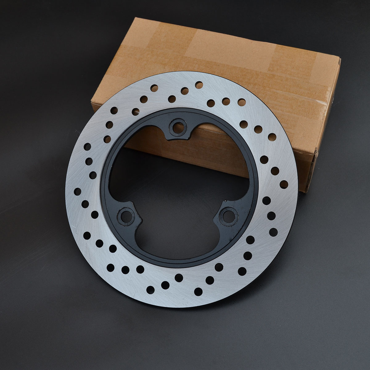 For Honda NS400 NSR400 1985-1987 VFR400R 86 VFR400 86-87 Rear Brake Disc Rotor