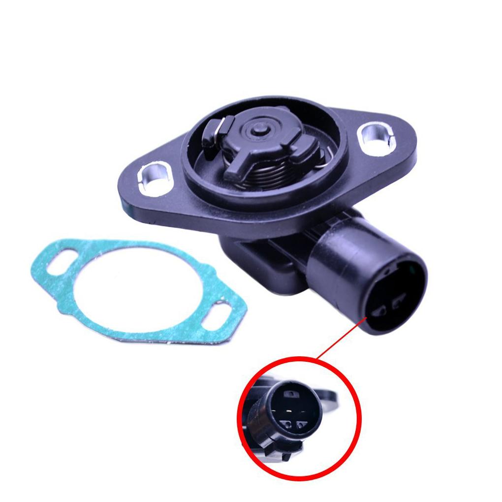 TPS KIT For Acura Honda 911-753 16400-P0A-A11 USA Car Throttle Position Sensor