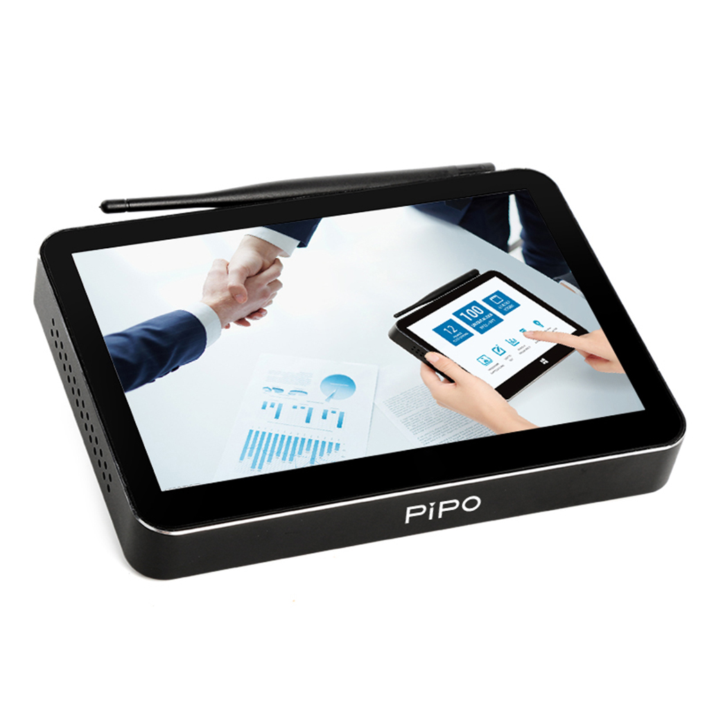 Details about PIPO X11 Mini smart 2 4G wifi Bluetooth PC box HD media box  for Android5 1/win10