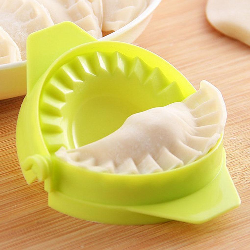 3pcs Dumpling Pierogi Pasties Ravioli Dough Cutter Maker Mould DIY Tool Kitchen