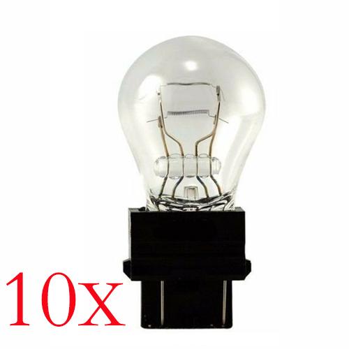 10x 3156 Bright POWER TAIL LIGHT BULB REAR BRAKE STOP TURN SIGNAL REVERSE LAMP