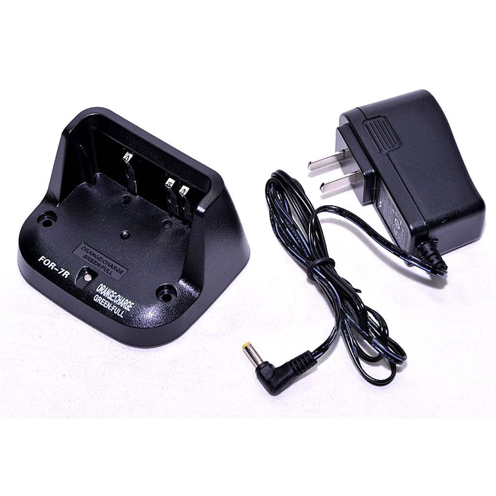 Battery Charger Desktop Set Adapter for Yaesu VX5R//VX-6R//VX-7R//VXA710 Radio