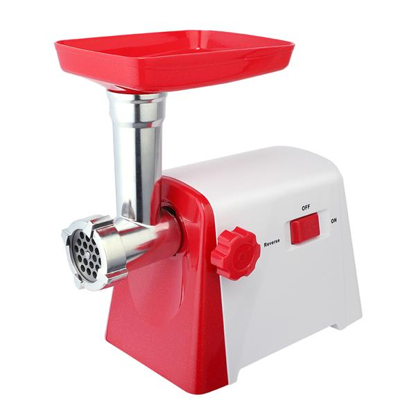 Electric Meat Grinder Food Sausage Stuffer Maker Machine Kit Stainless Steel  A2