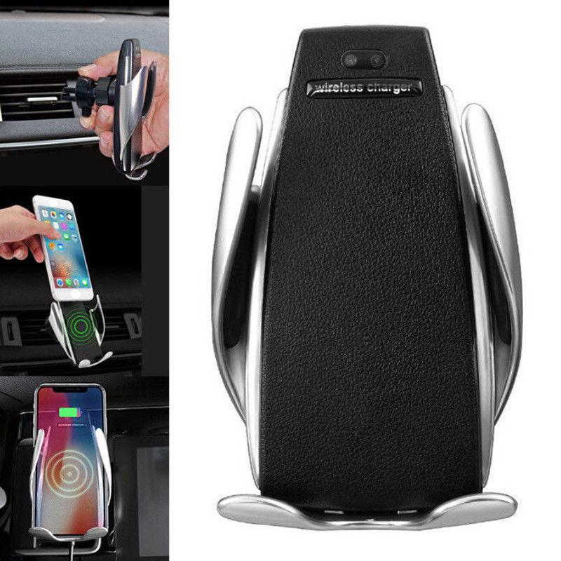 Výsledok vyhľadávania obrázkov pre dopyt smart sensor car wireless charger s5