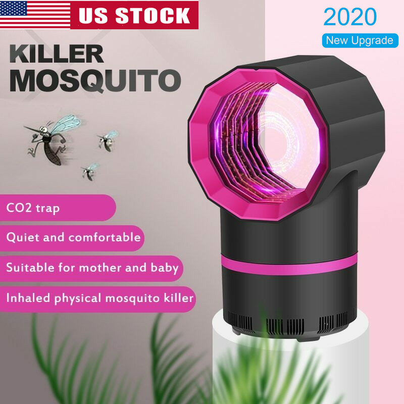 Electric Mosquito Insect Killer Fly Bug Zapper LED Light  Tr