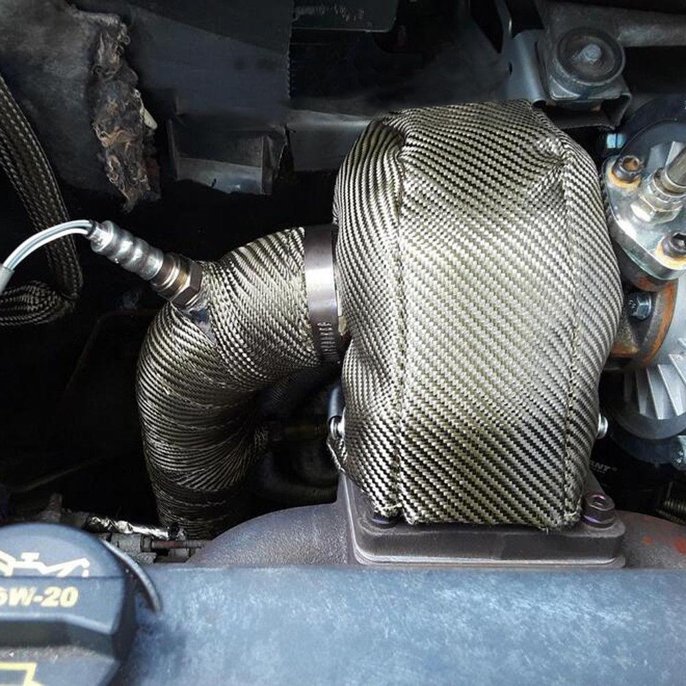 T4 SWI Parts T25 T3 T4 T6 Titanium Turbo Heat Shield LAVA