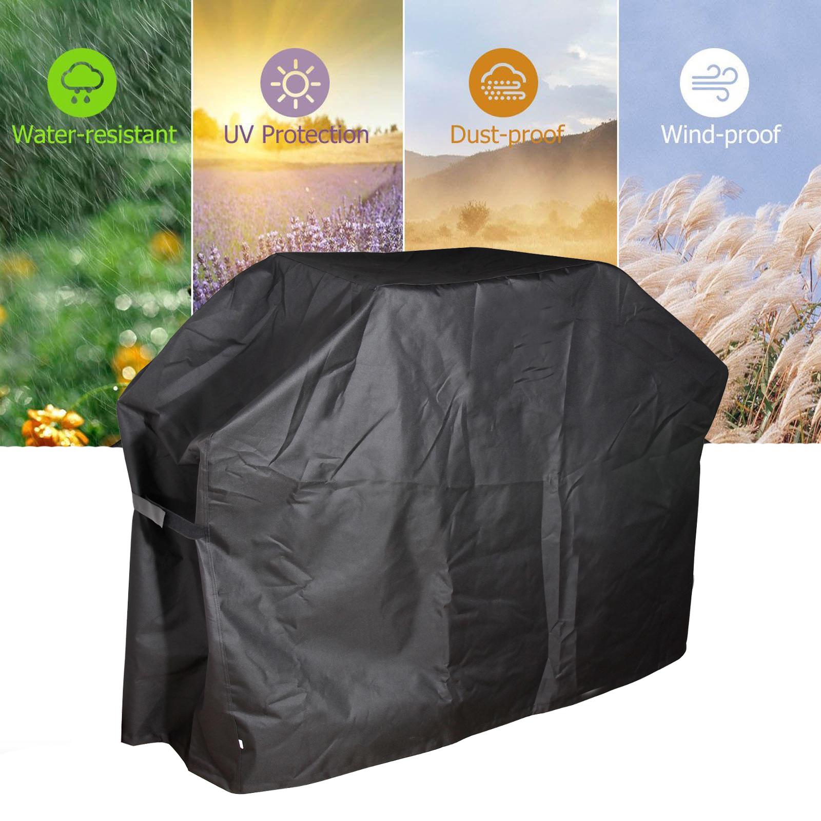Détails sur Barbecue Grill Cover Barbecue pluie Grill Cover pour Weber Spirit 200 300 Series afficher le titre d'origine