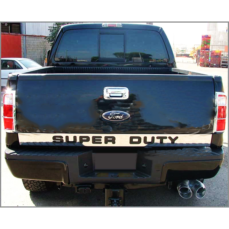 Tailgate Handle Cover Trims for 2004-2014 Ford F-150//08-16 F-250//350 Super Duty