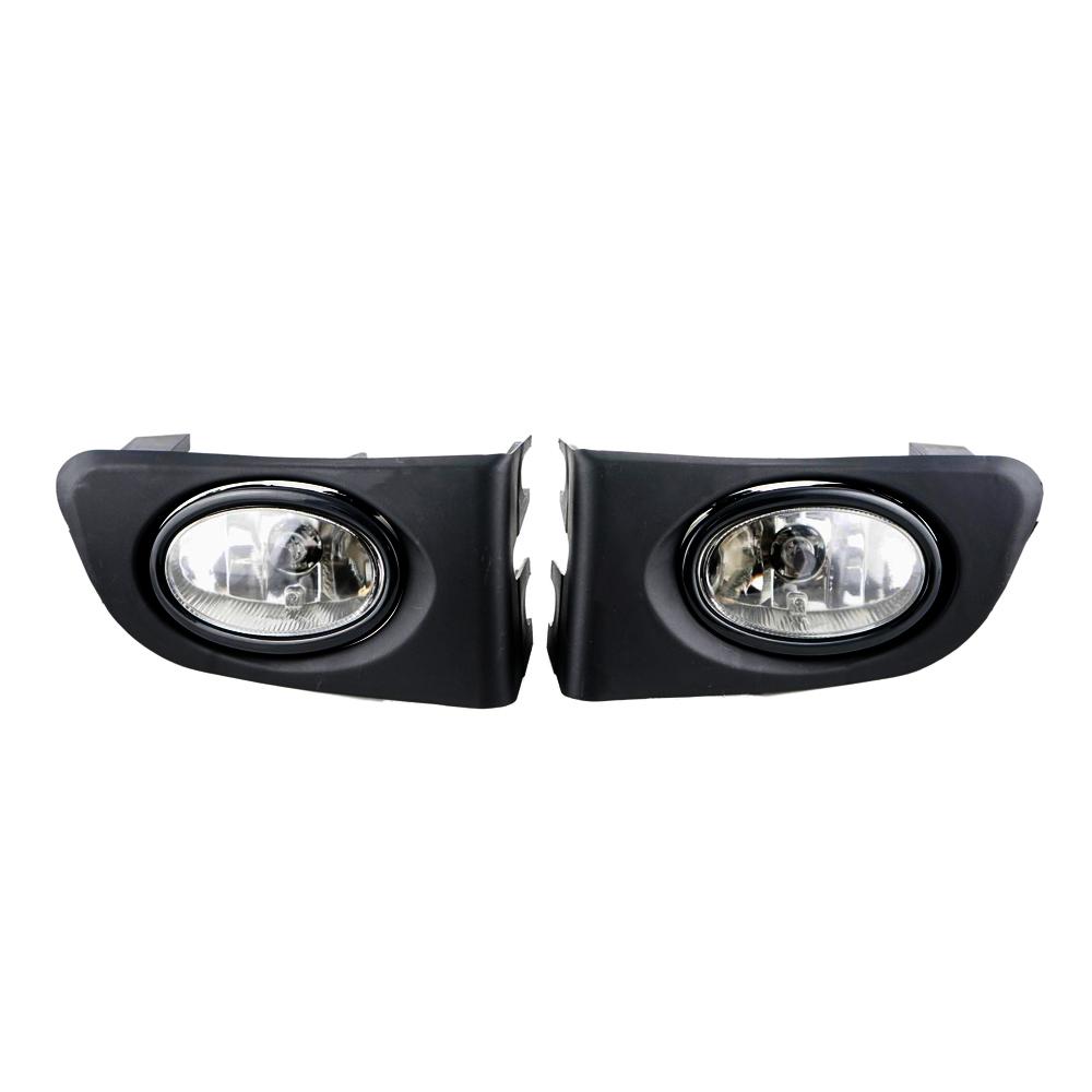Clear Fog Lights For Honda Civic 2001 2002 Fog Lamps Light