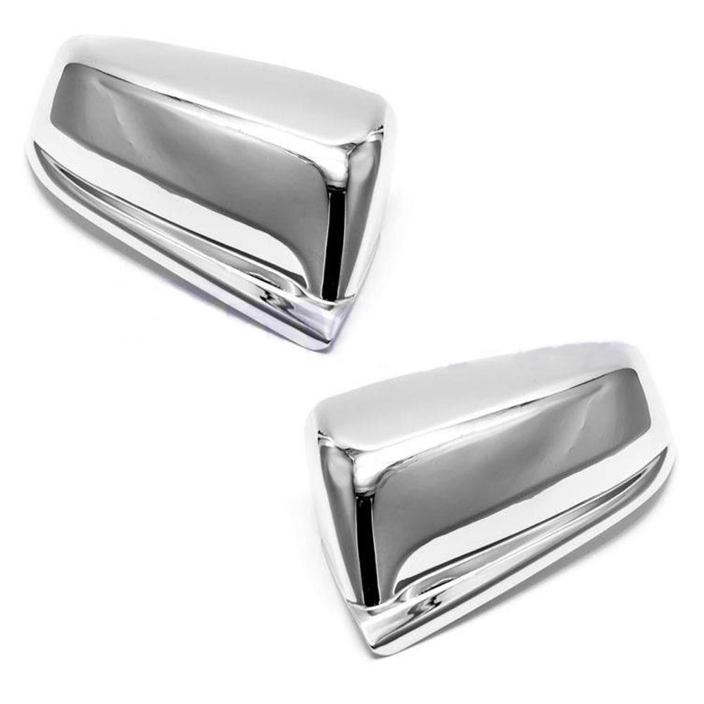 For 2013 2014 2015 CHEVY MALIBU Chrome Mirror Cover Set