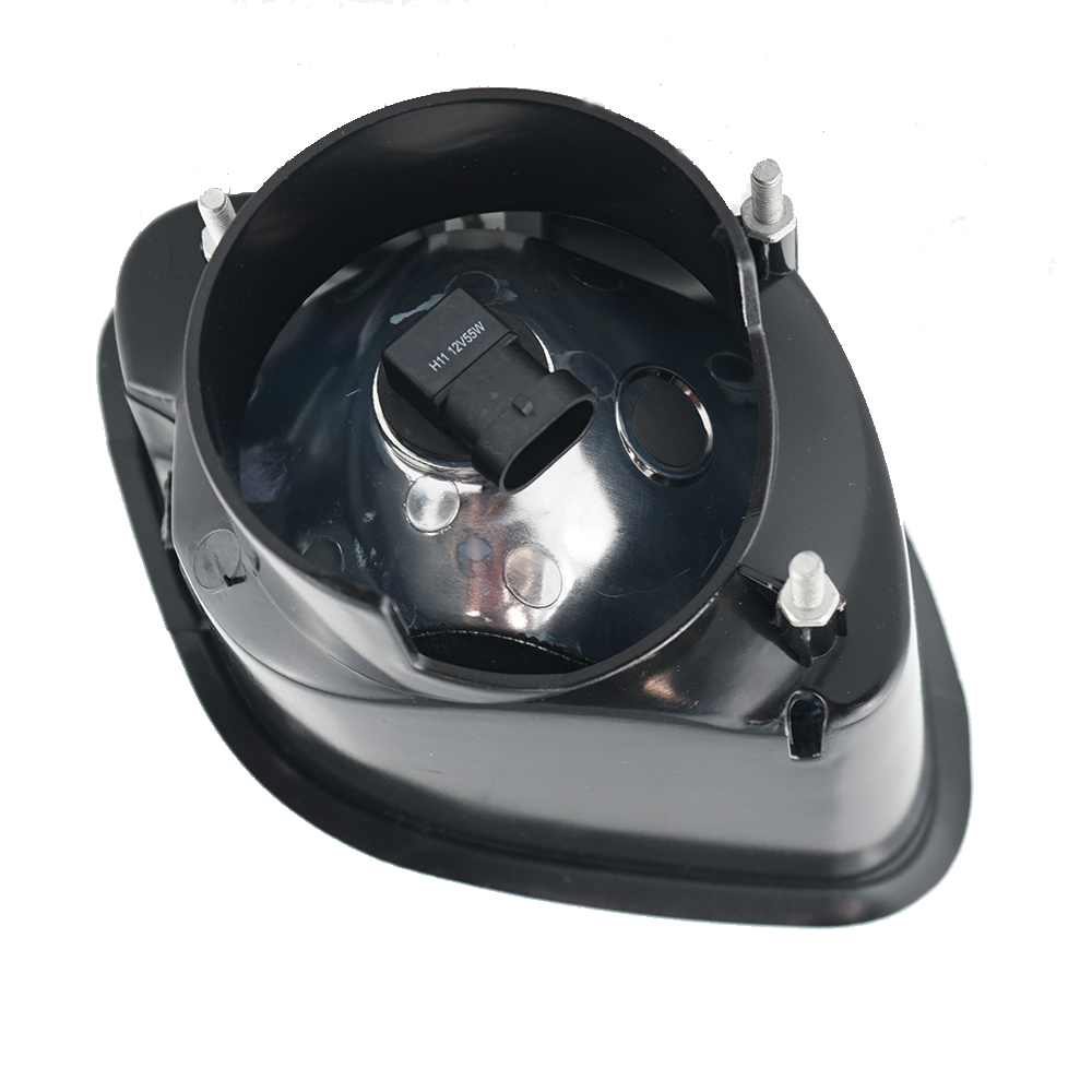 Pair Drl Clear Fog Lamps Lights For Freightliner Cascadia