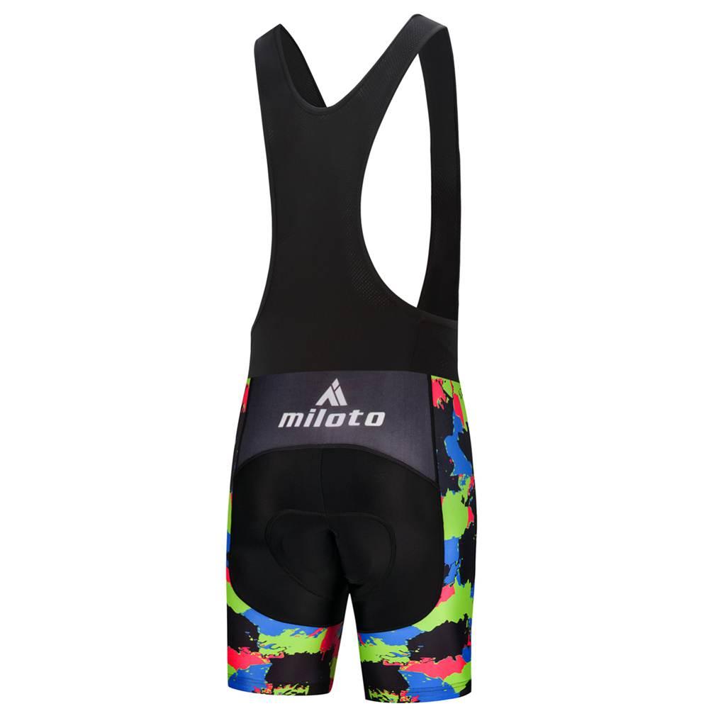 Mens Clothing Cycling Jersey Bike Sportswear Short Sleeves bib shorts sets Q8161