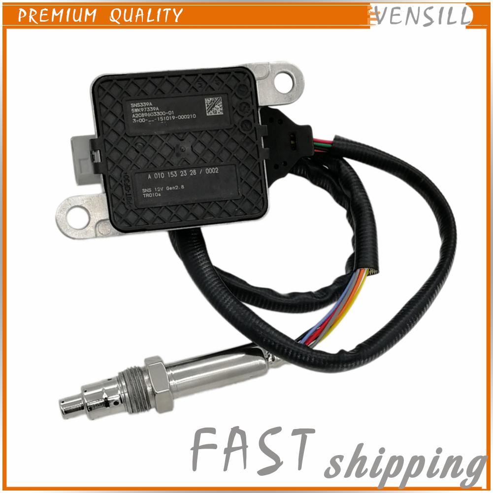 Details about Detroit Diesel Nox Sensor A0101532328 For Mercedes Benz  5WK97339A