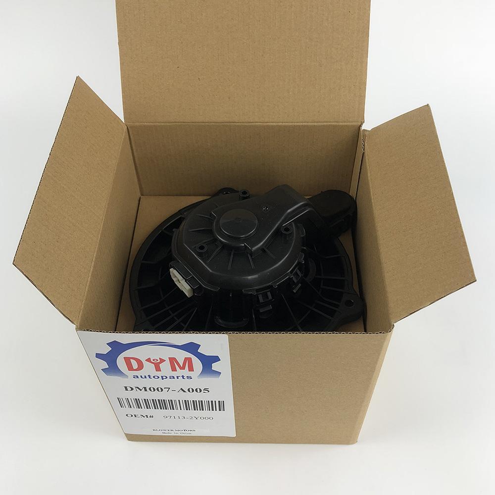 A//C Heater Blower Motor Fan Assembly for Kia Optima Forte Koup Cadenza Hyundai Sonata Elantra Azera Equus