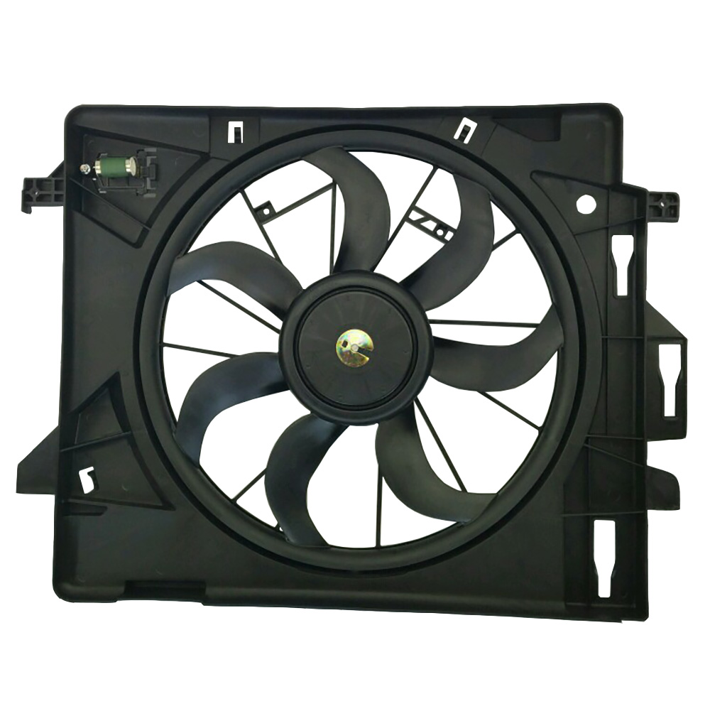 Details about For Pacifica 2017 Dodge Grand Caravan 2008-2018 Radiator  Condenser Cooling Fan