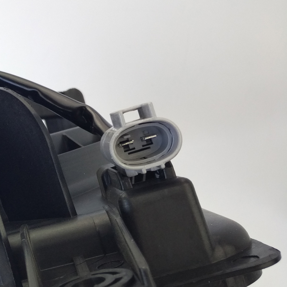 Radiator Condenser Fan for Chevrolet Aveo 09-11 Pontiac G3 09-10 GM3115225
