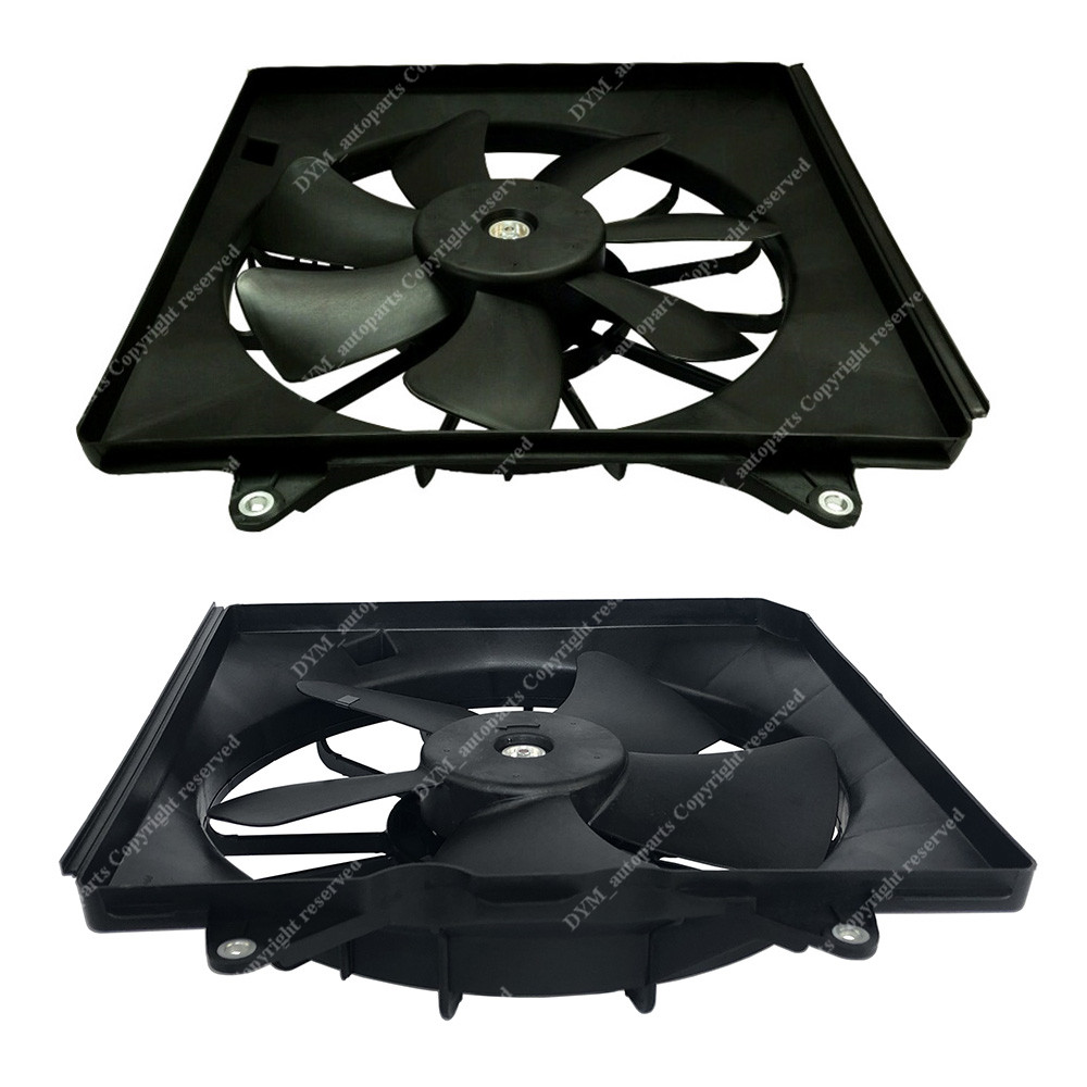 HO3115142 Pair Cooling Fan Assemblies Set of 2 New Right-and-Left HO3113123