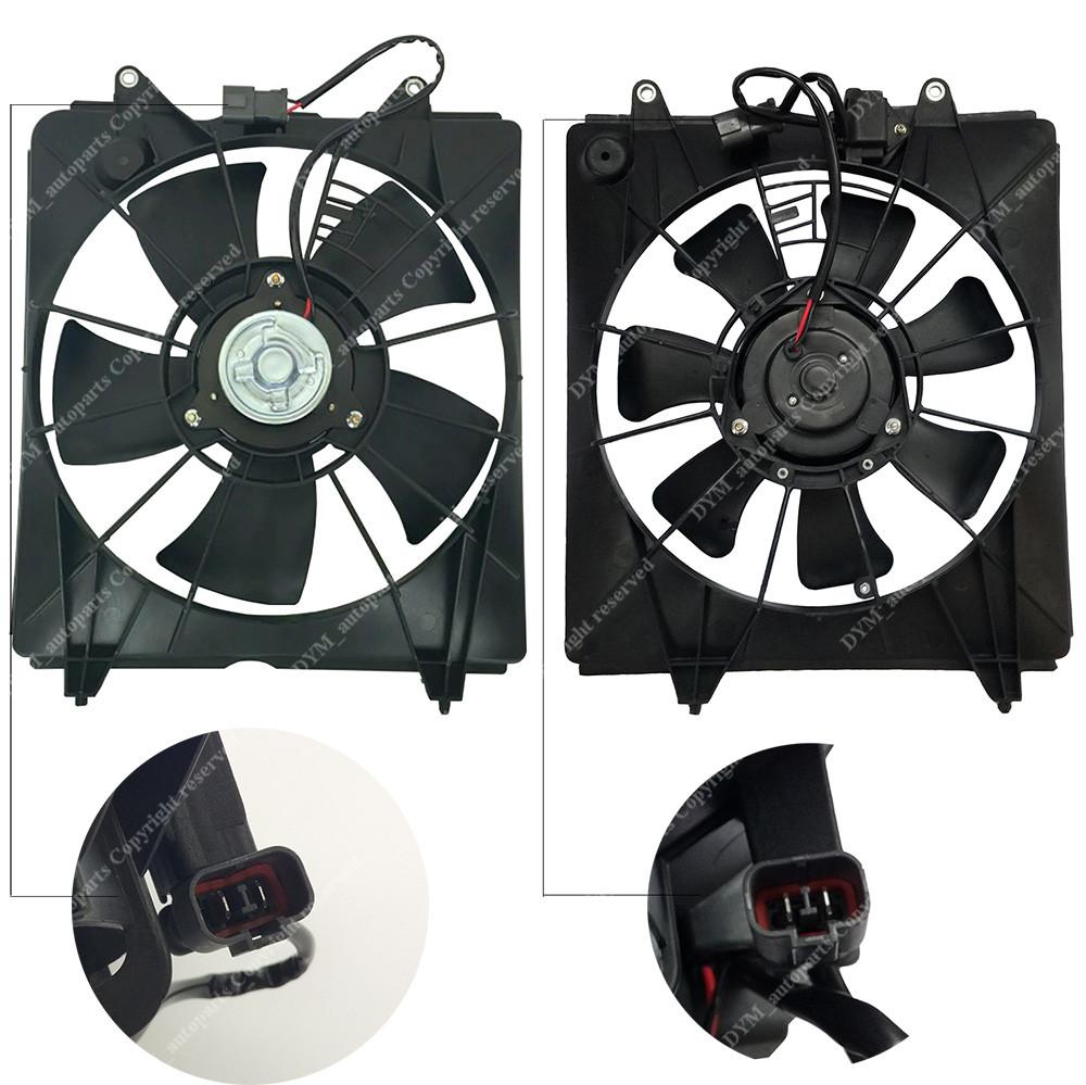 Radiator Cooling Fan Assembly For Honda CR-V  HO3115139
