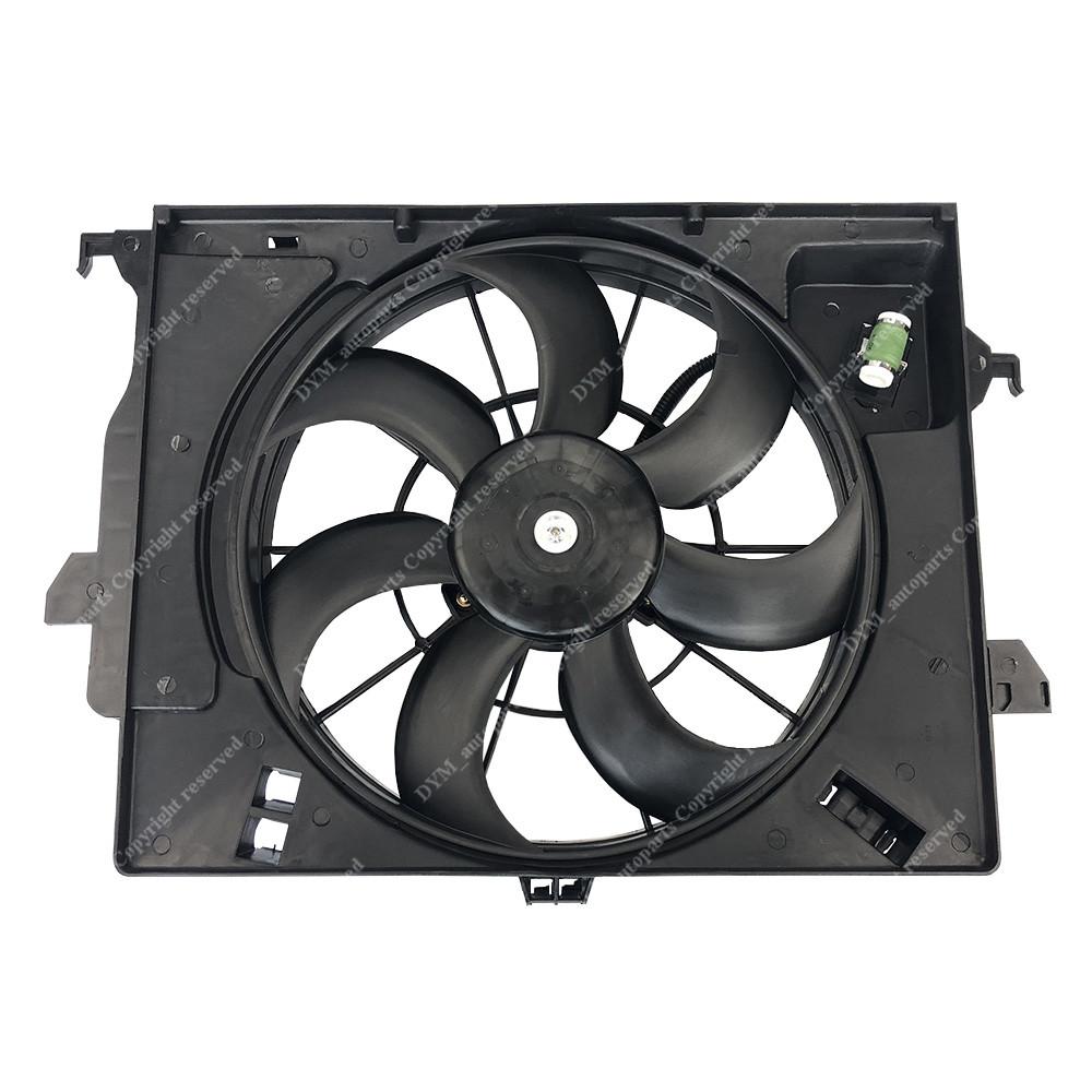 Hyundai 25380-1V050 Engine Cooling Fan Assembly