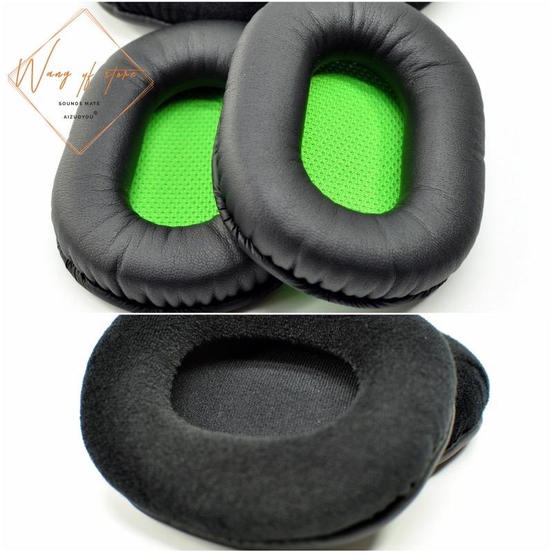 Replacement Ear Cushion EarPads For RAZER BlackShark Stereo Gaming Headphones