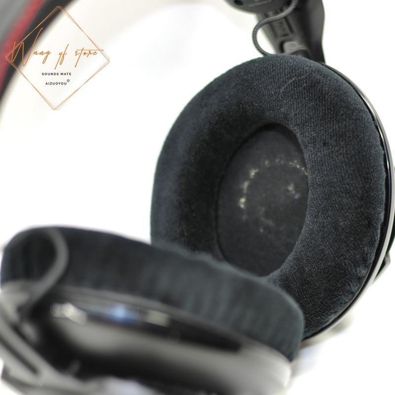 Details about Soft Velvet Velour Ear Pads Cushion For HyperX Cloud Revolver S Headphone EarPad