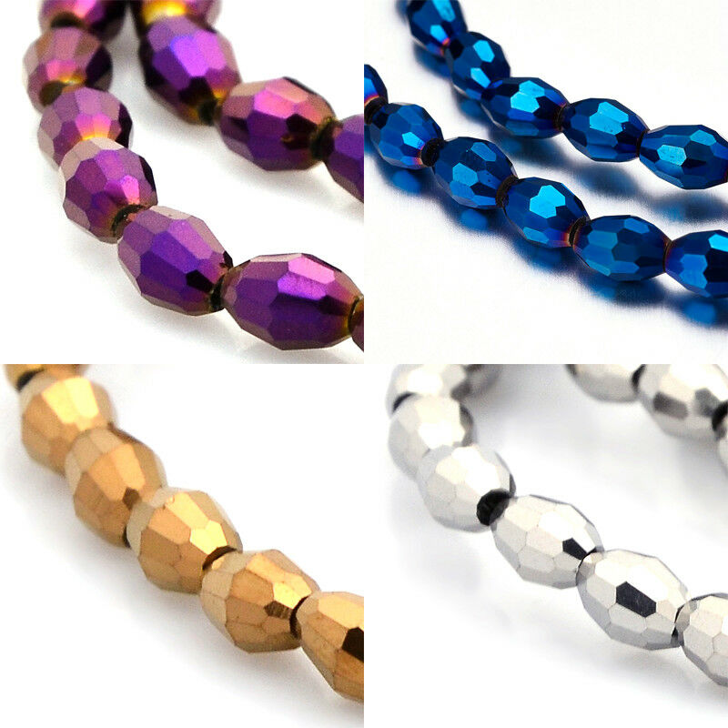 5 Strd Colorful Natural Agate Cube Beads Mini Stone Loose Spacer Crafting 5~6mm