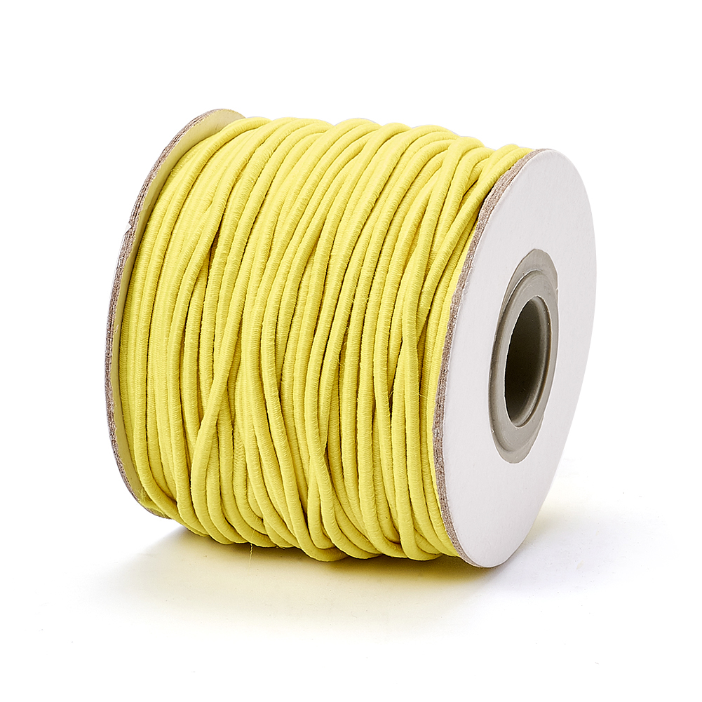 40M//Roll Stretch Elastic Cord Nylon Beading String Thread for DIY Jewelry Making